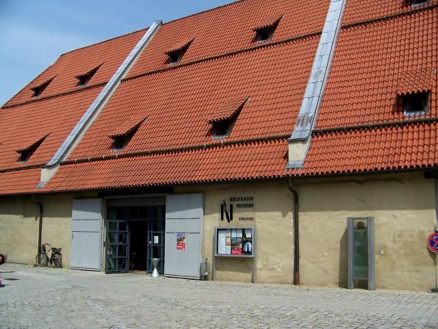 Музей метеорита (Rieskrater-Museum)