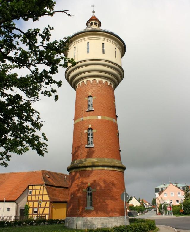 Водонапорная башня (Wasserturm)