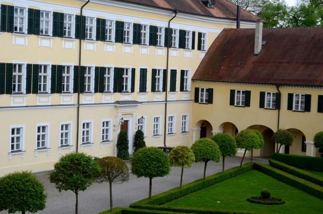 Замок Валлерштайн (Schloss Wallerstein)