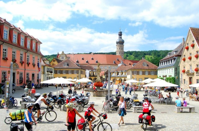 Рыночная площадь (Marktplatz)