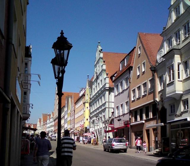 Райхштрассе (Reichsstraße)