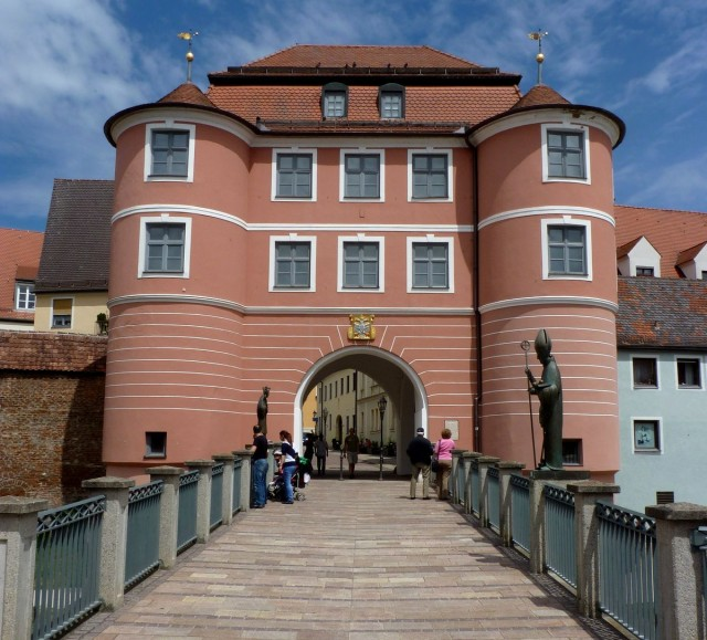 Ворота Ридер (Rieder Tor)