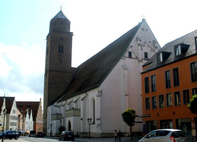 Собор Богоматери (LiebfrauenMünsters)