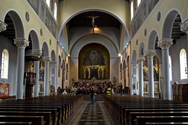 Церковь Святого Якоба (St.-Jacobus-Kirche)