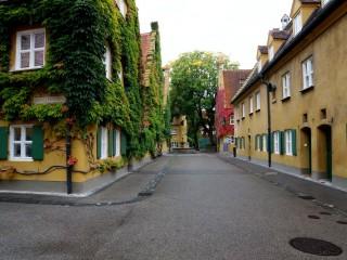 Аугсбургский Фуггерай – старейший в мире квартал социального жилья