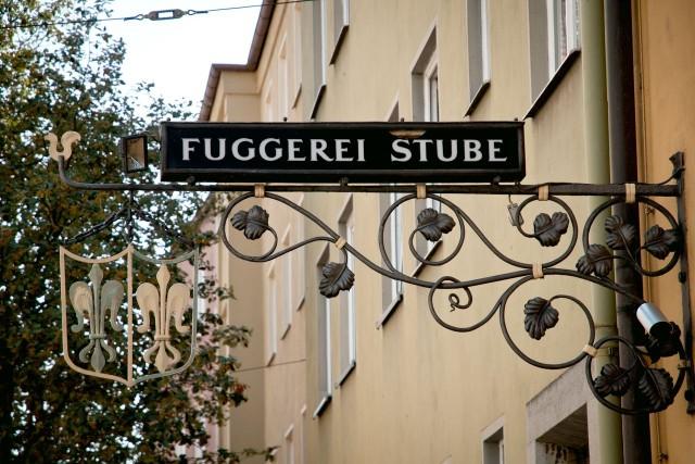Фуггерай (Fuggerei)