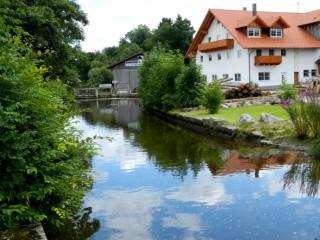 Хоэнфурх — пасторальная деревня в предгорьях Альп