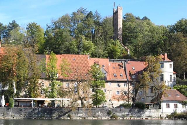 Башня юных дев (Jungfernturm)