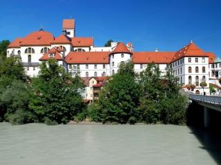 Монастырь Святого Магнуса в Фюссене