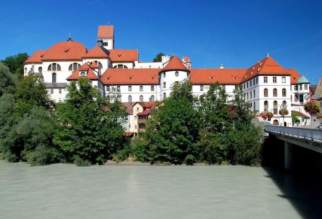Аббатство Святого Магнуса (Kloster St. Mang)
