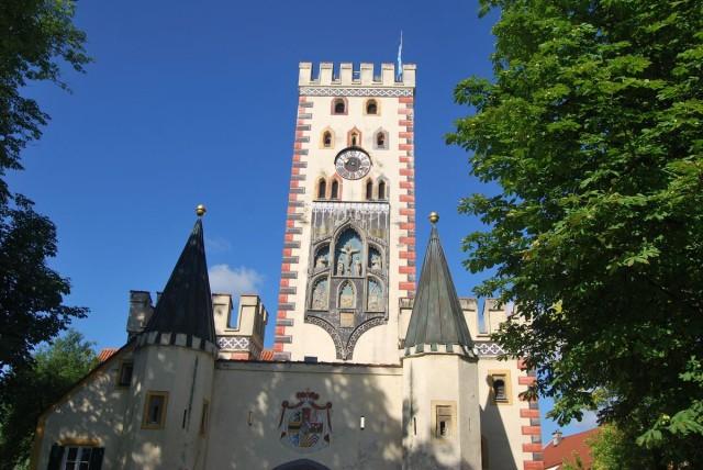 Баварские ворота (Bayertor)