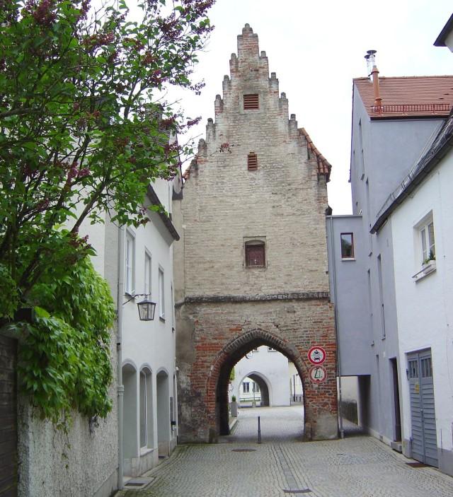 Ворота пекарей (Bäckertor)