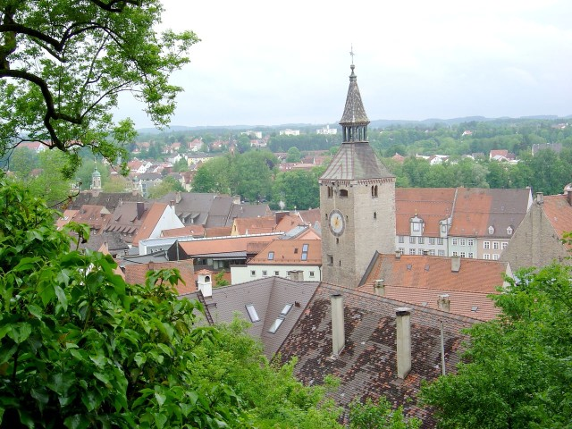 Ландсберг-на-Лехе (Landsberg am Lech)