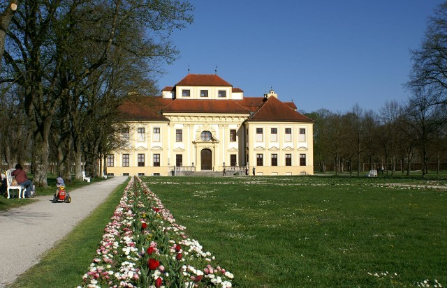 Дворец – Люстхайм (Lustheim)