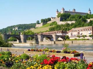 Крепость Мариенберг — символ Вюрцбурга