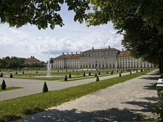 Дворцовый комплекс Шлайсхайм — великолепный ансамбль эпохи барокко