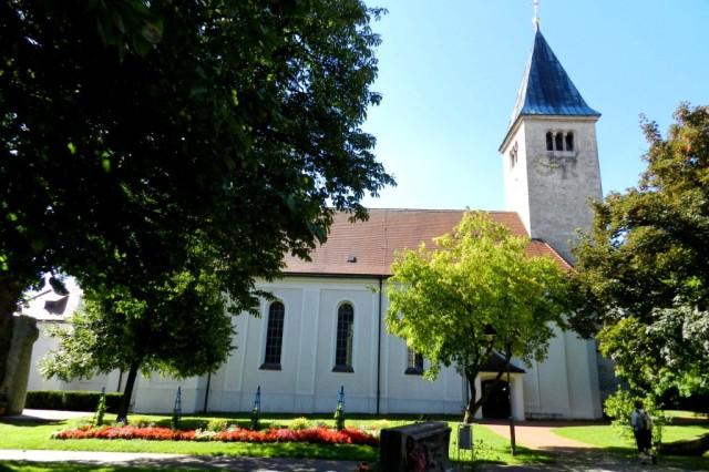 Приходской храм Святого Михаила (Pfarrkirche St. Michael)
