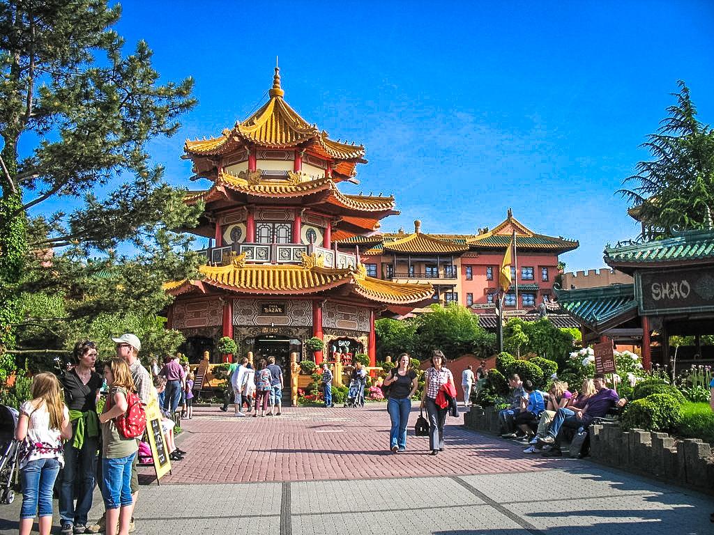 Отель Ling Bao