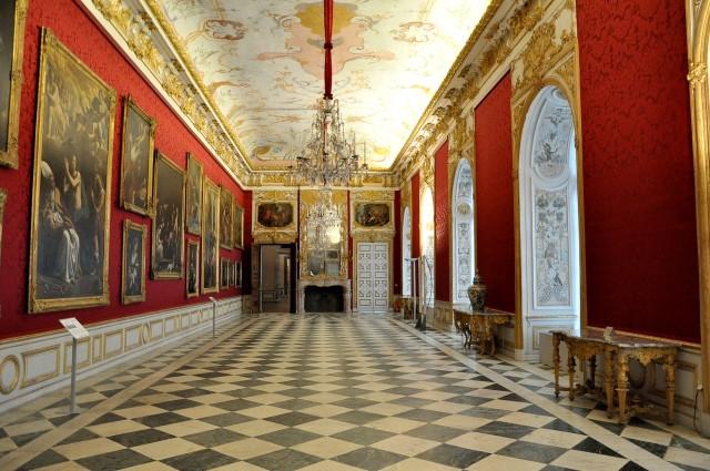 Дворец Шлайсхайм (Schloss Schleißheim)