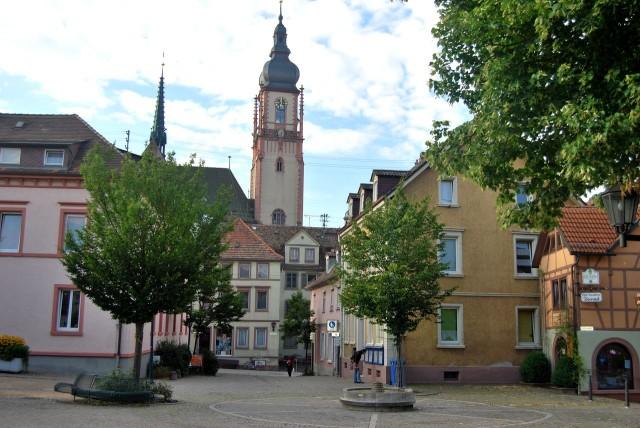 Церковь Святого Мартина (Stadtkirche St. Martin)