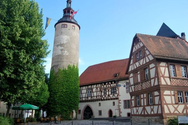 Сторожевая башня замка (Türmersturm)
