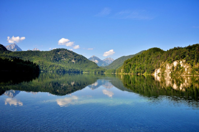 Альпзее (Alpsee)