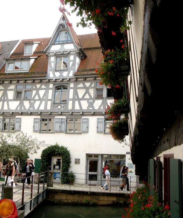 Старый Монетный двор (Alte Münz)