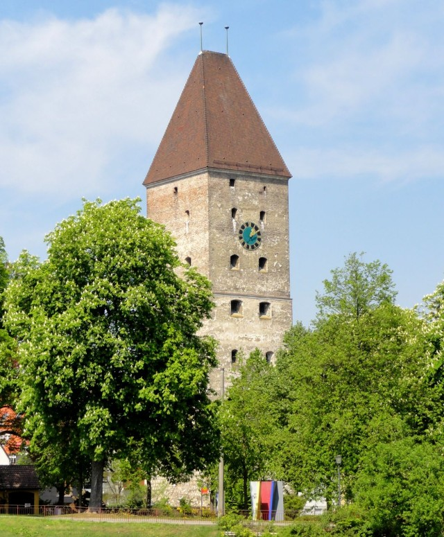 Башня Генстурм (Gänsturm)