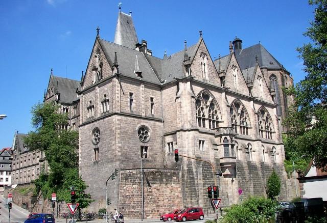 Старый Университет в Марбурге