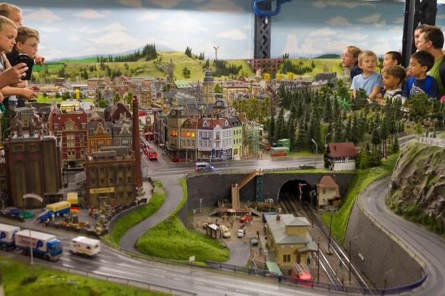 Парк миниатюр Miniatur Wunderland
