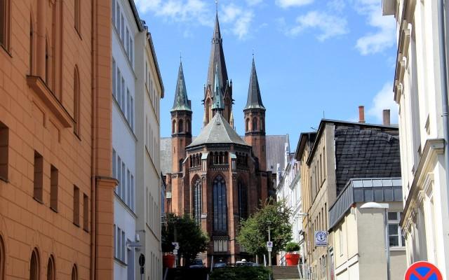 Паульскирхе (Paulskirche)