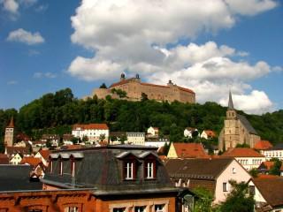 Крепость Плассенбург — символ города Кульмбаха