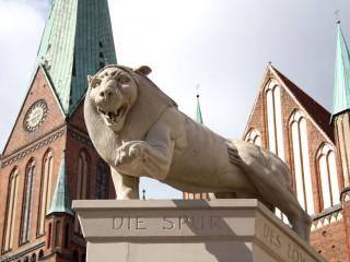 Город Шверин – столица земли Мекленбург-Передняя Померания