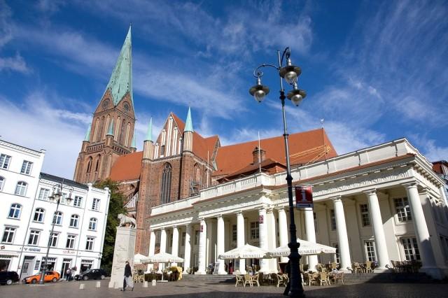 Шверинский Кафедральный собор (Schweriner Dom)