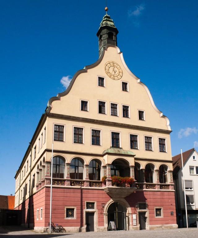 Дом Клятвы (Schwörhaus)