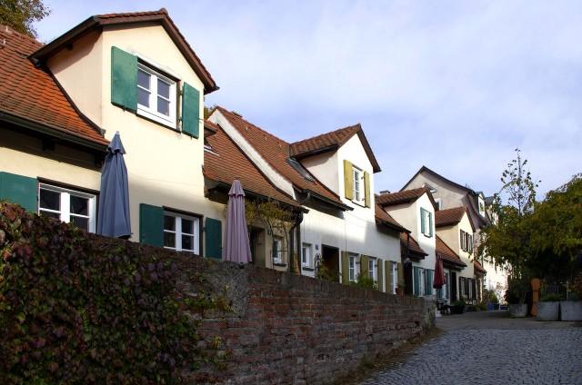Бывшие казармы (Grabenhäusle)