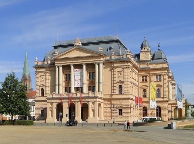 Мекленбургский государственный театр Шверина (Mecklenburgisches Staatstheater Schwerin)