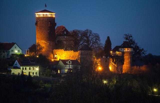 Замок Трендельбург (Burg Trendelburg)