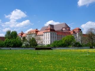 Бенедиктинский монастырь Виблинген в Ульме