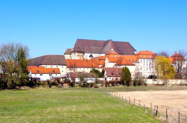 Монастырь Виблинген (Kloster Wiblingen)