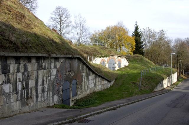Ульмская крепость (Bundesfestung Ulm)