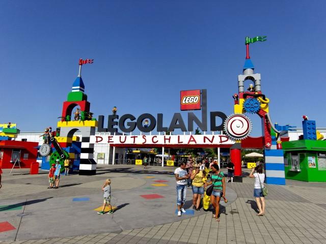 Немецкий Леголенд (Legoland Deutschland)