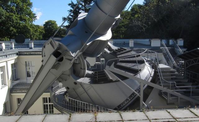 Обсерватория Архенхольд (Archenhold-Sternwarte)