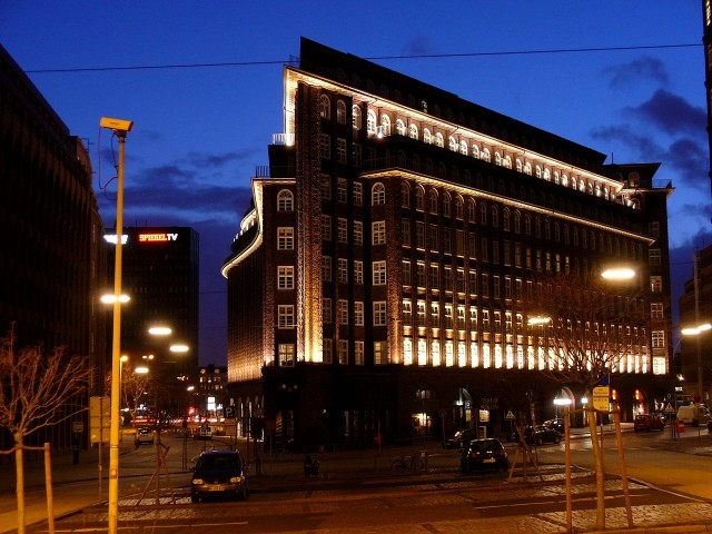 Чилихаус (Chilehaus)
