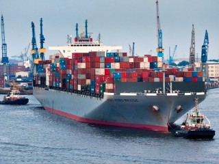 Гамбургский порт для туристов