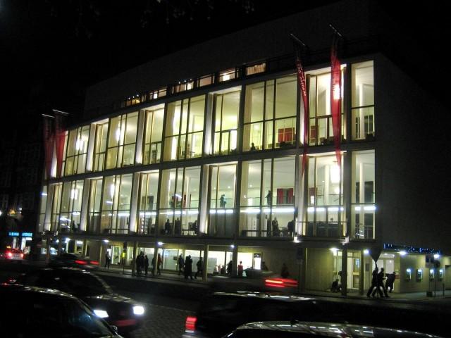Гамбургский оперный театр (Hamburgische Staatsoper)
