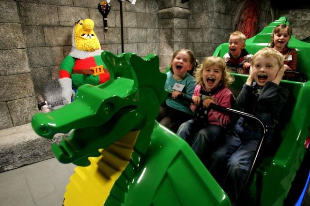 Леголенд Дискавери Центр (Legoland Discovery Centre Berlin)