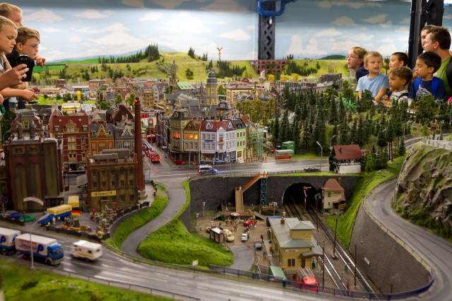 Миниатюрная страна чудес (Miniatur Wunderland)