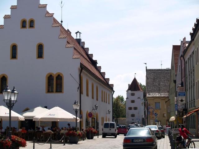 Бальный дом (Ballenhaus)