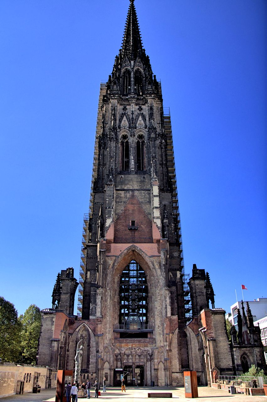 Hauptkirche St Nikolai Am Klosterstern